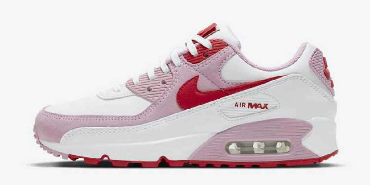"""Nike Air Max 90 """"Valentine's Day"""" DD8029-100 Will Be Released In February Next Year"""