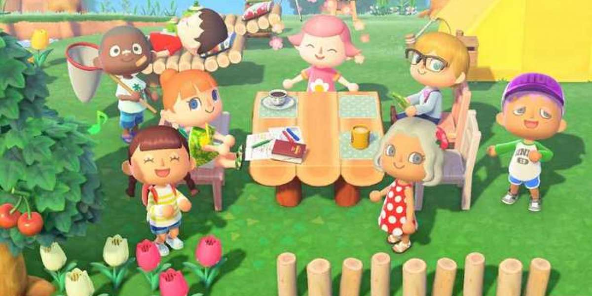 A review of Animal Crossing: New Horizons