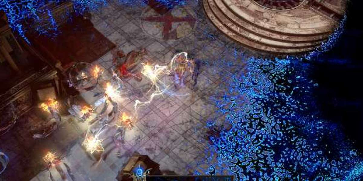 In 2022, Path of Exile 2 may appear