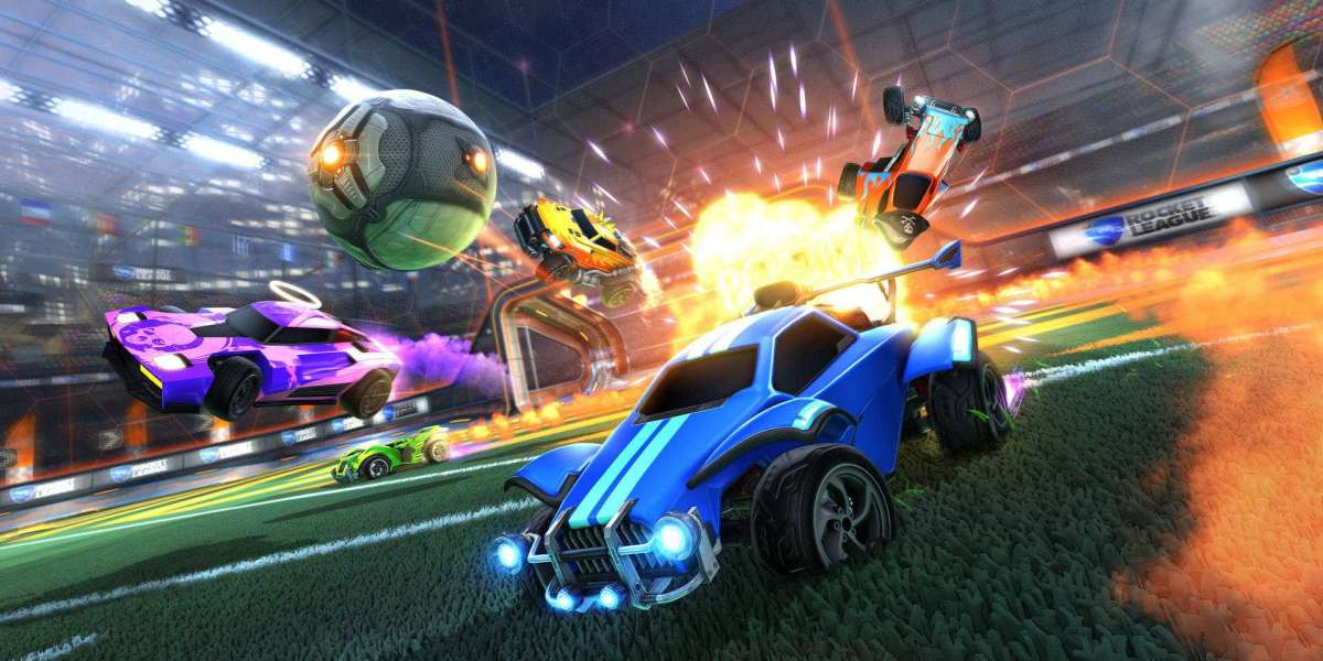 Psyonix updates the Rocket League Item Shop with new beauty objects