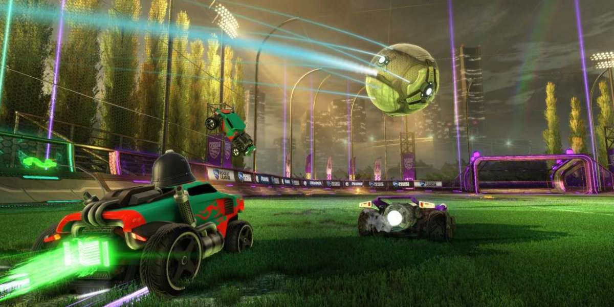 Making Rocket League free-to-play has been on Psyonixs schedule