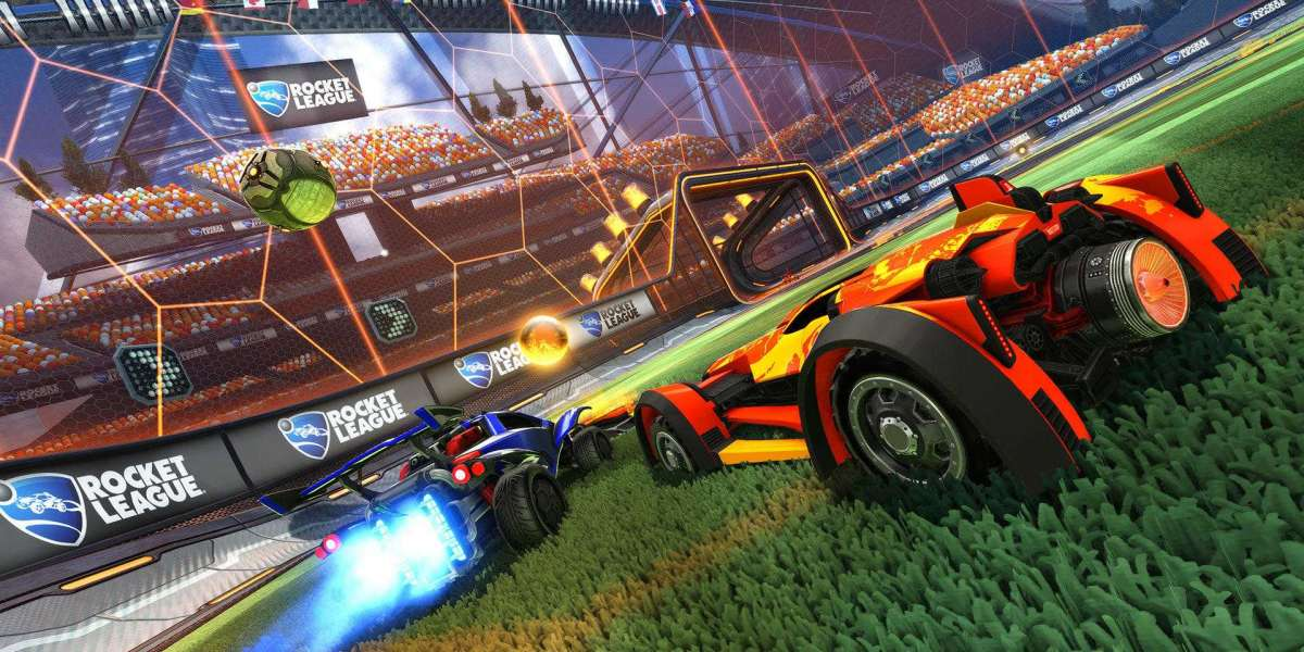 Earlier this month Rocket League acquired Xbox One X aid
