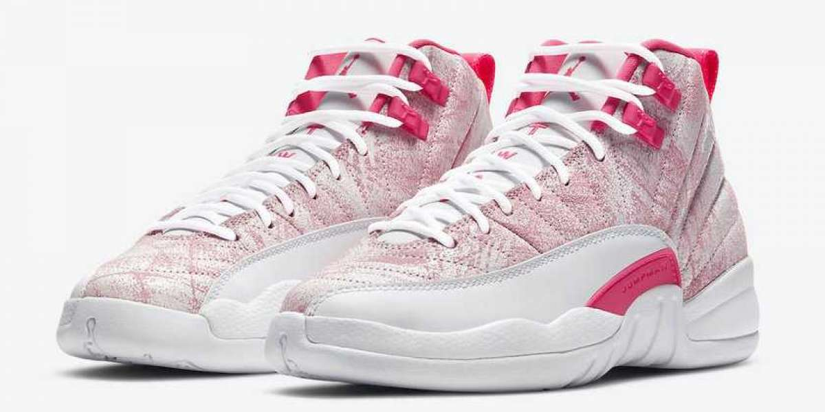 """Air Jordan 12 GS """"Ice Cream"""" 510815-101 will be released on March 1st"""