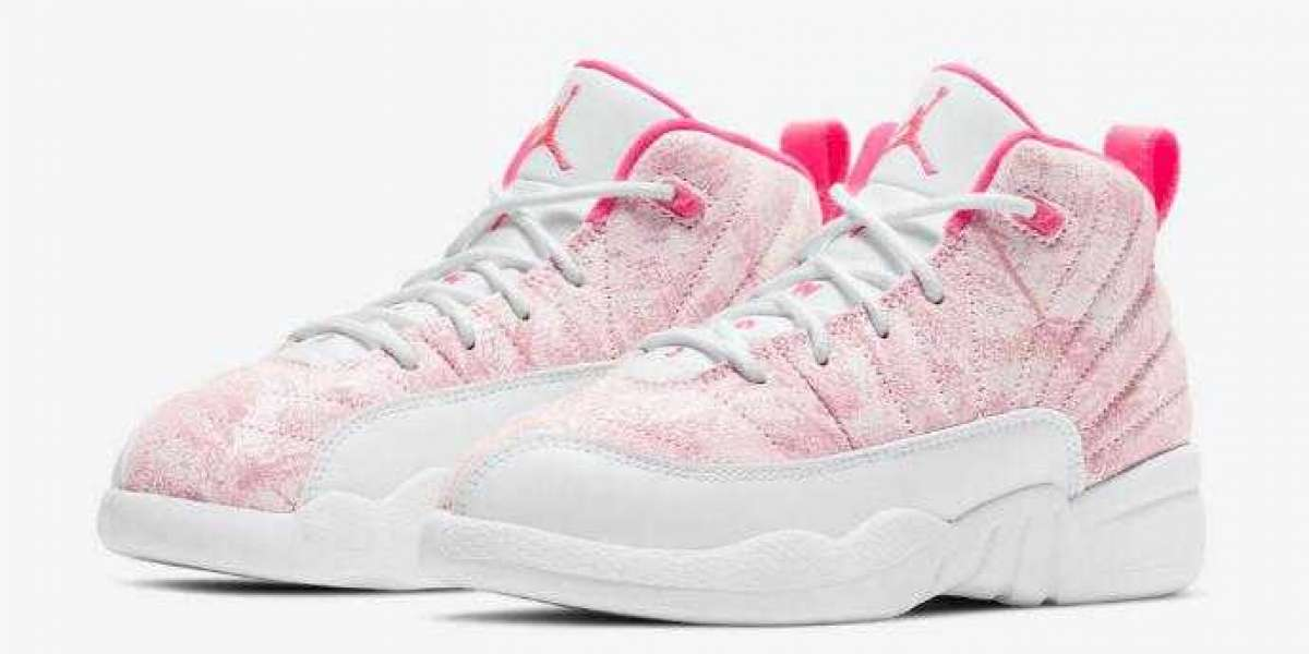 Latest Air Jordan 12 Arctic Punch is Dropping in Kids Sizing