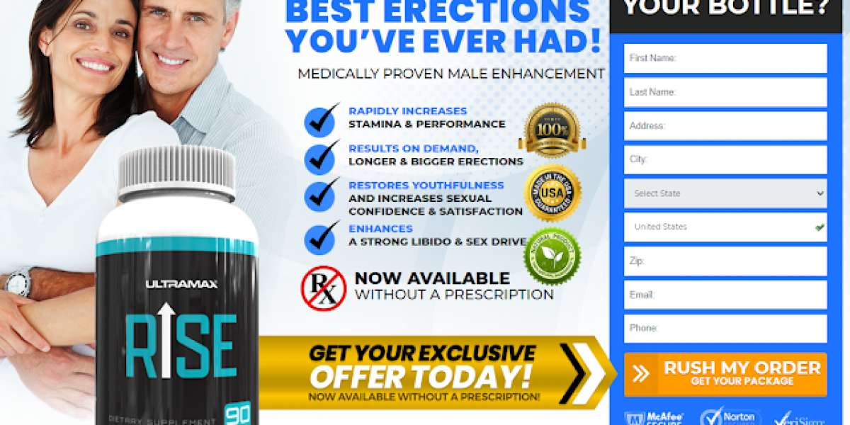 Ultra Max Rise: Reviews - 100% Natural with NO Side Effects?