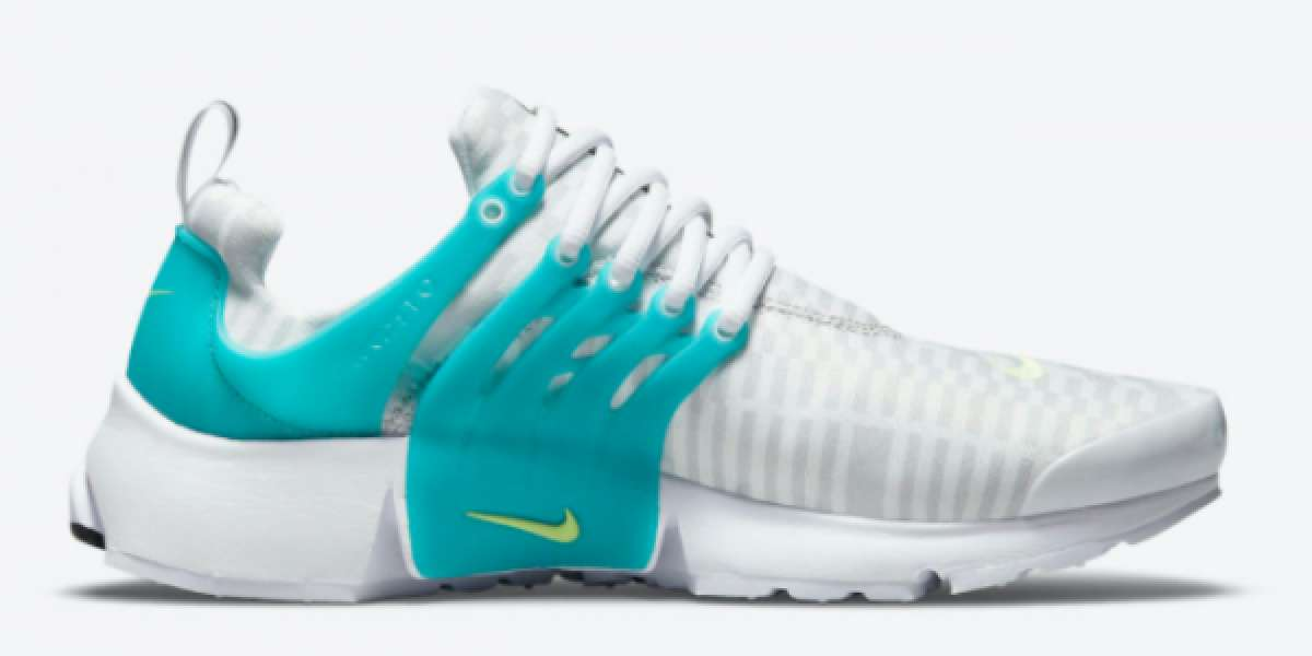 "Classic shoes Nike Air Presto ""Lightning Bolt"" DJ6899-100 ushered in a new color sale! Perfect for spring and"
