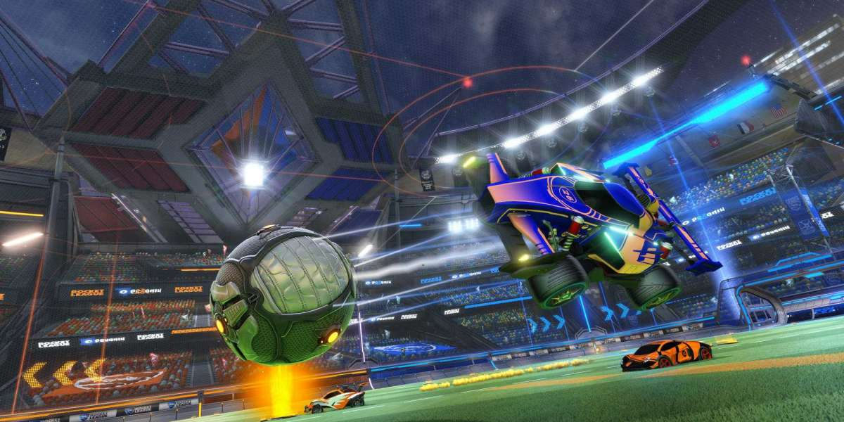 One of the coolest capabilities on this new Rocket League
