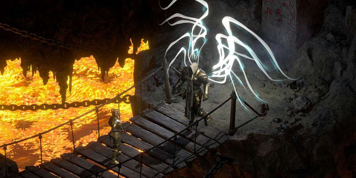 """Diablo 2 Resurrected team is""""embracing the quirks"""""""
