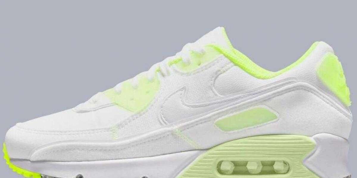 Nike Air Max 90 Exeter Edition DH0133-100 White Volt Coming Soon