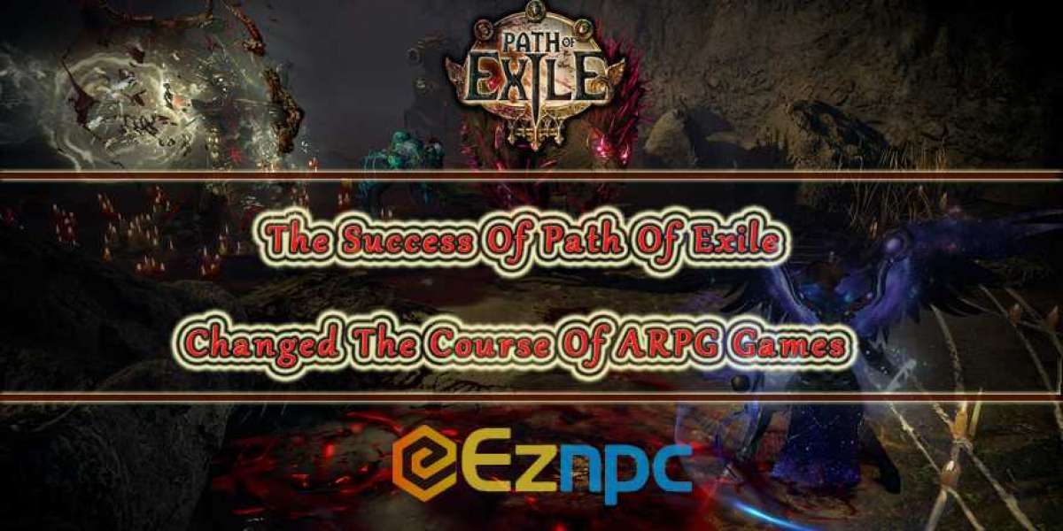 The Success Of Path Of Exile Changed The Course Of ARPG Games