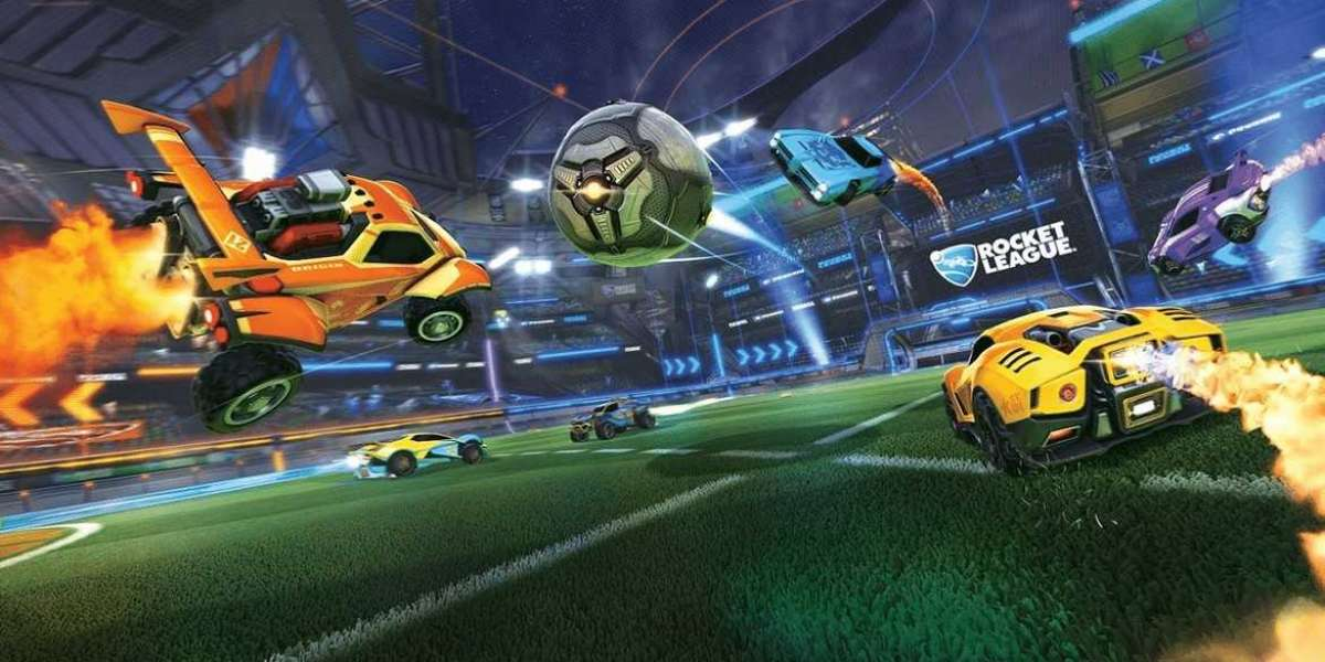 I preserve hearing that Rocket League got here out of nowhere