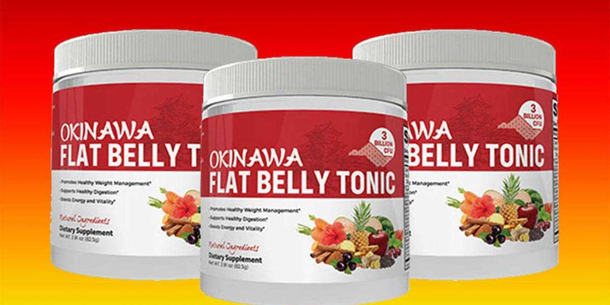 Okinawa Flat Belly Tonic - A Simple Procedure Dispense with Weight