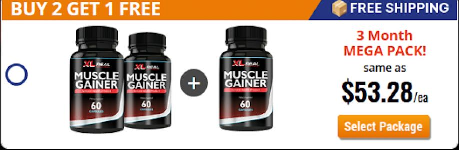 XL Real Muscle Gainer - Testosterone, Male Enhancement !
