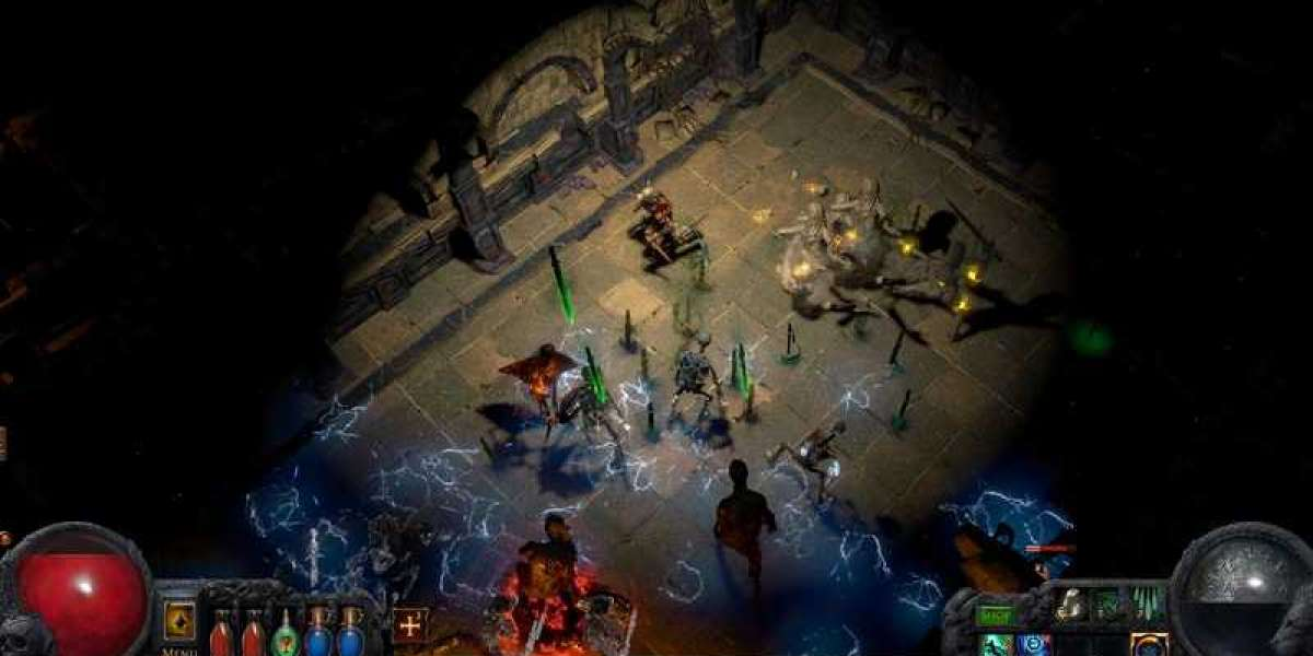 Path of Exile: useful skills for the witch summoner
