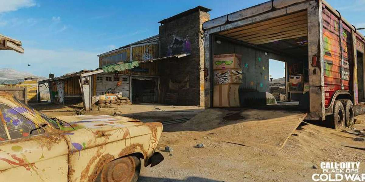 Call of Duty: Black Ops Cold War Player Gets Trapped In Hidden Nuketown Room
