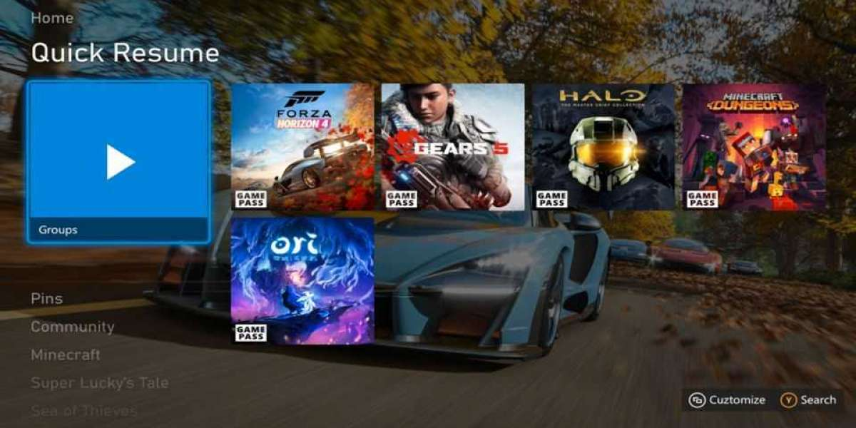 Xbox Series X May Update Will Include Major Improvements