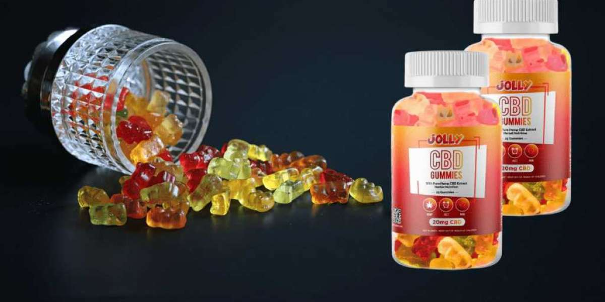Jolly CBD Gummies - Pain Relief Reviews, Results And Ingredients