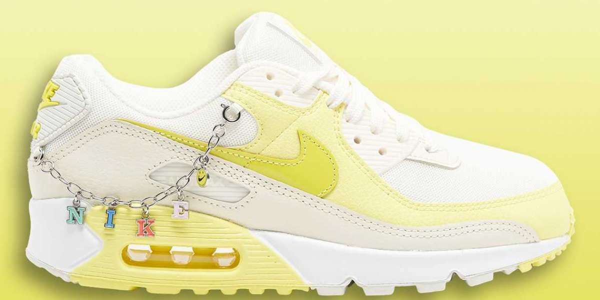 """Nike Air Max 90 """"Princess Charming"""" DD5198-100 is now available"""