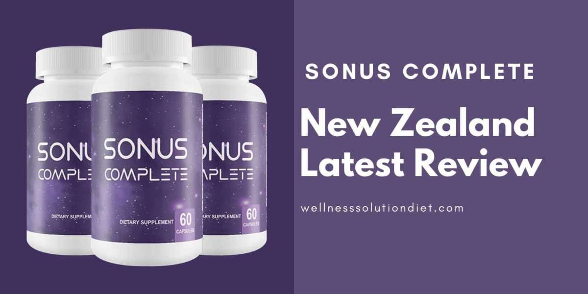 Sonus Complete Review for Tinnitus and Buzzing Ears Cure