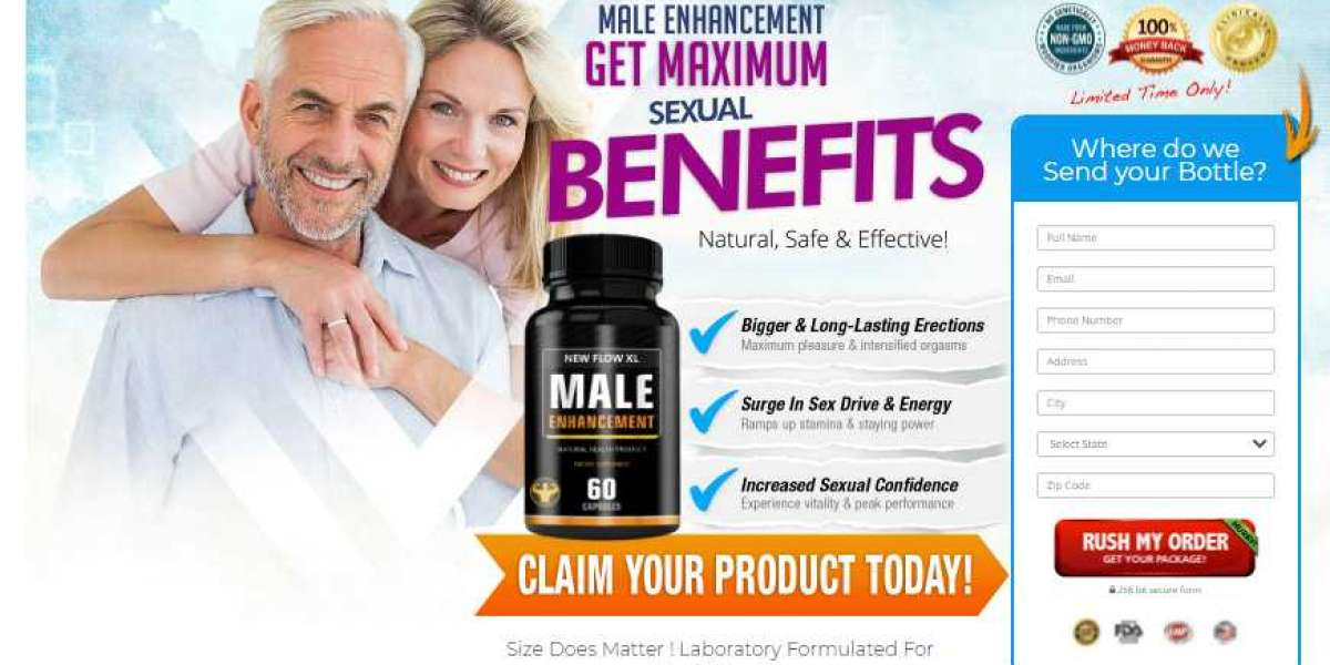 New Flow XL Male Enhancement Reviews, Pills and Buying in USA