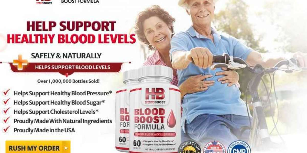 HB HemoBoost Blood Boost Formula- What Exactly Is HemoBoost Blood Boost?