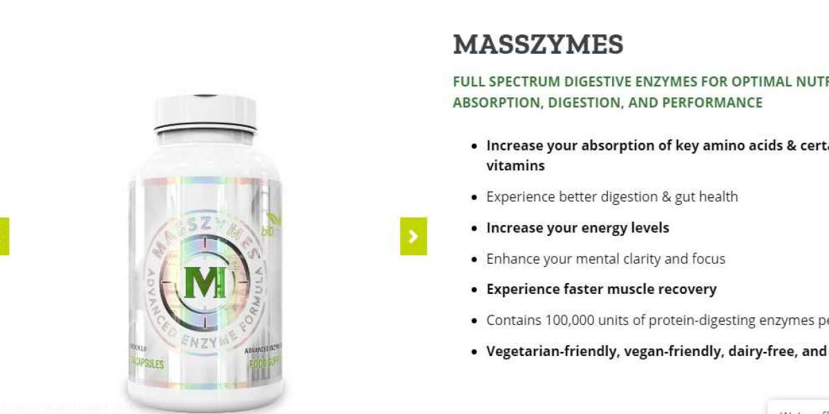 MASSZYMES, Updated 2021, Benefits, Uses, Result, Cost And Buy?