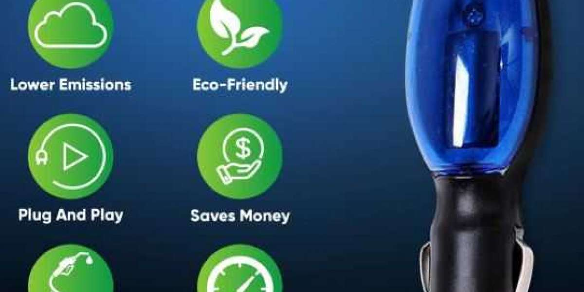EcoCel Car Fuel Saver Plug-in Device- Easy Plug And Play Install