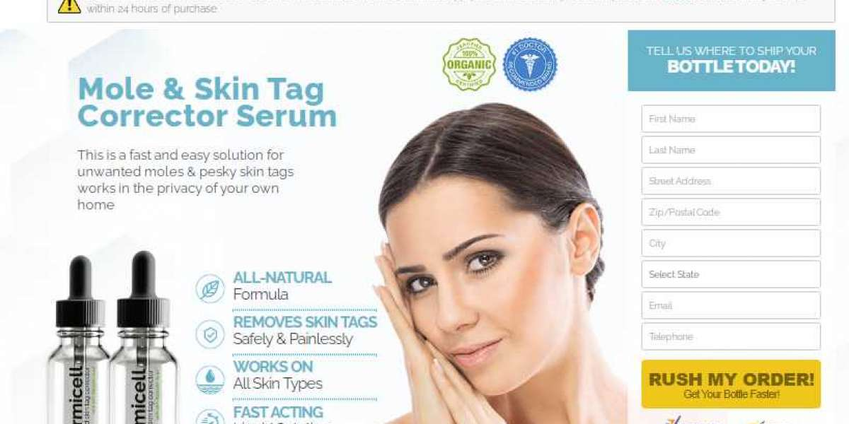 Dermicell - Best Skin Tag And Mole Remover