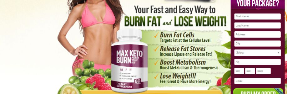 What are the Benefits Keto Burn Max?