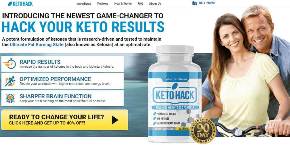 Nutrition Hacks Keto Hack - Updated Benefits & Price in USA