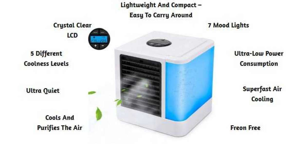 IceBox Air Cooler – Portable Mini AC – How To Buy?