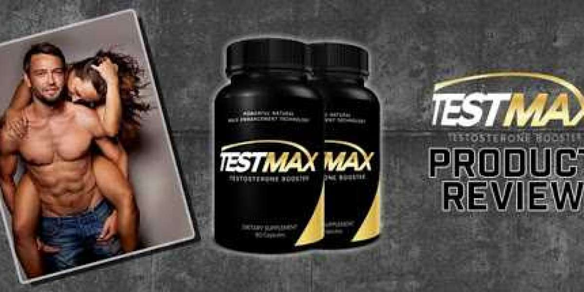TESTMAX Men's Natural Test Boosting Formula - Muscle Growth, Strength, and Energy and Price!