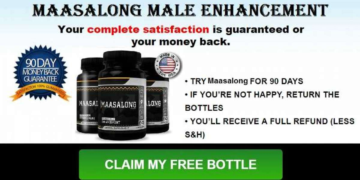 Maasalong Male Enhancement By Positive Result: