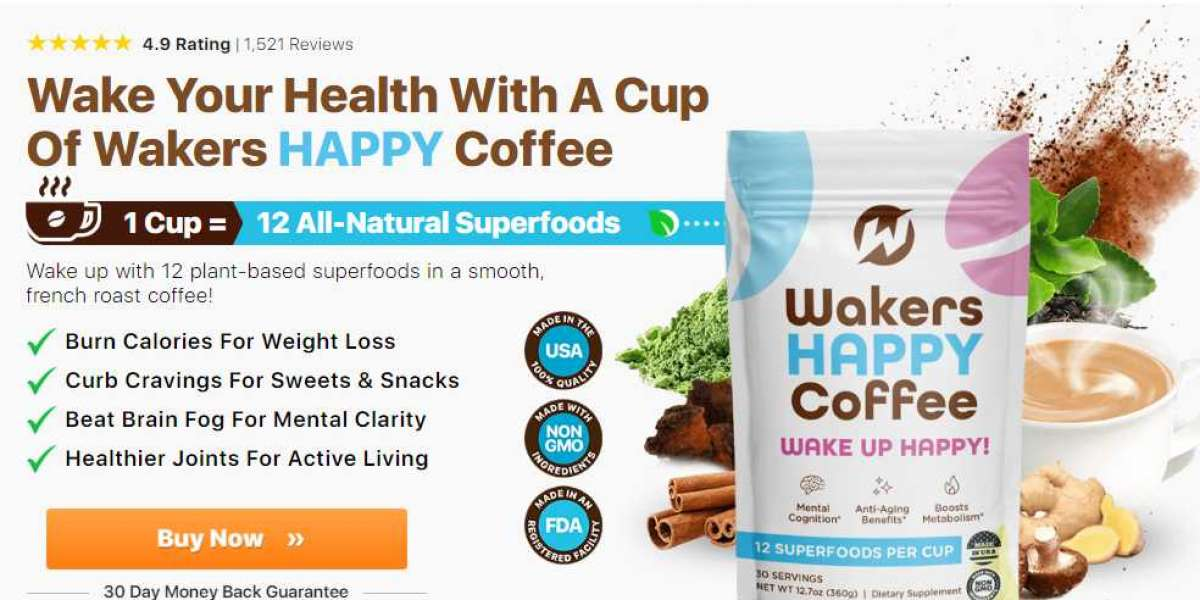Wakers HAPPY Coffee: Updated 2021, Benefits, Cost And Buy?