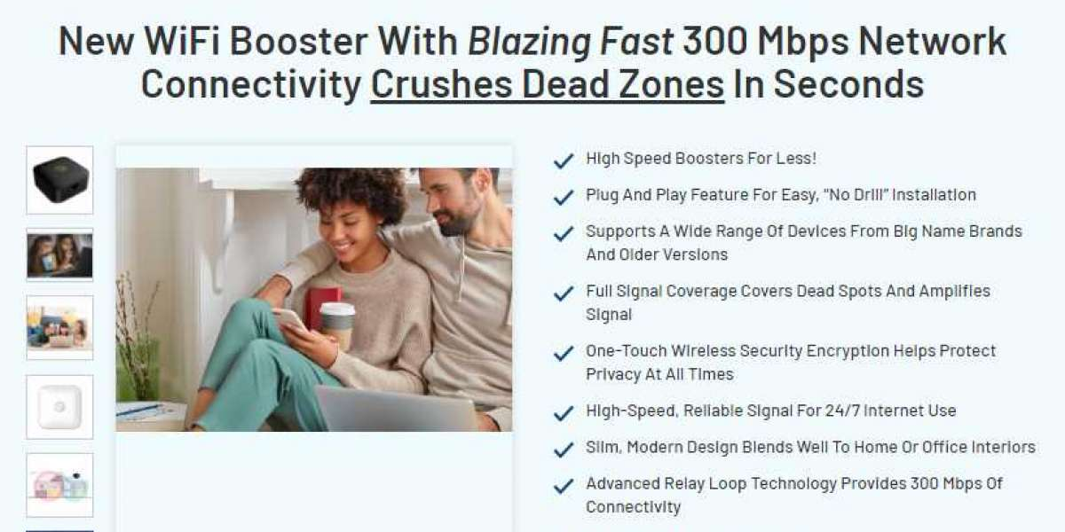 TechPro WiFi Booster: Updated 2021, Benefits, Cost And Buy?