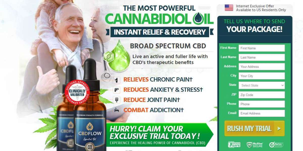 CBD Flow CBD Oil, Updated 2021, Benefits, Uses, Result, Cost And Buy?