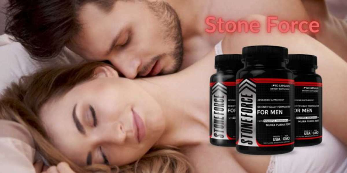 Stone Force Reviews, Pills and Buying in USA