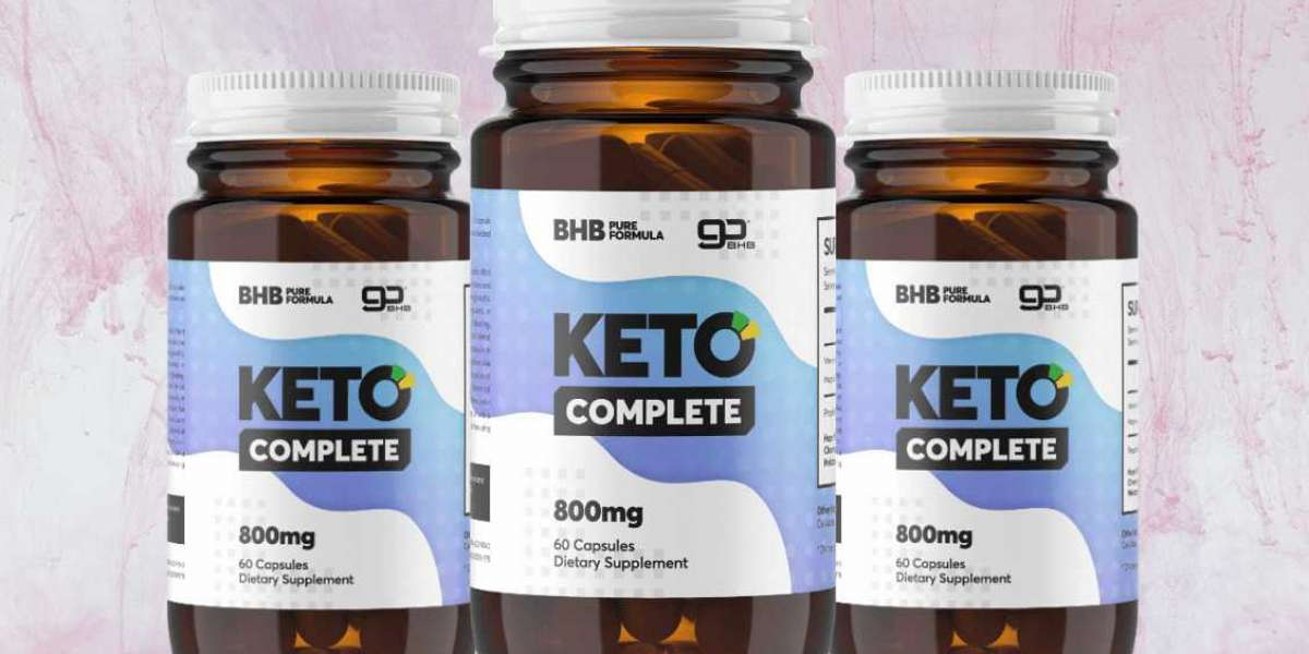 Why We Should Use Keto Complete UK? [Weight Loss Formula]