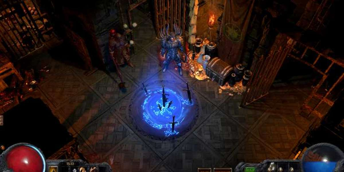 Path of Exile-Information about game mechanics
