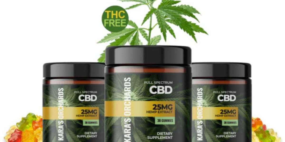 Karas Orchards CBD Gummies UK Updated 2021, Benefits,Uses, Cost And Buy?