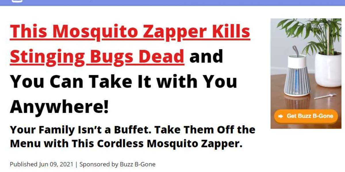 Does Buzz B Gone Insect Zapper truly work?