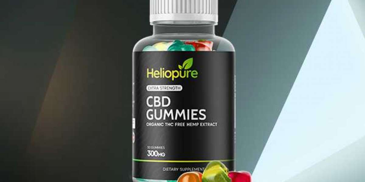 What Are The Advantages Of Using Heliopure CBD Gummies?
