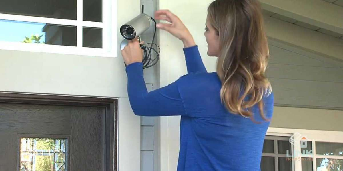 How to Install Security Camera
