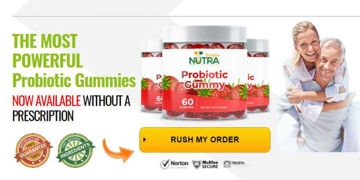 Empire Nutra Probiotic Gummy, Uses, Work, Results, Price & BUY Now?