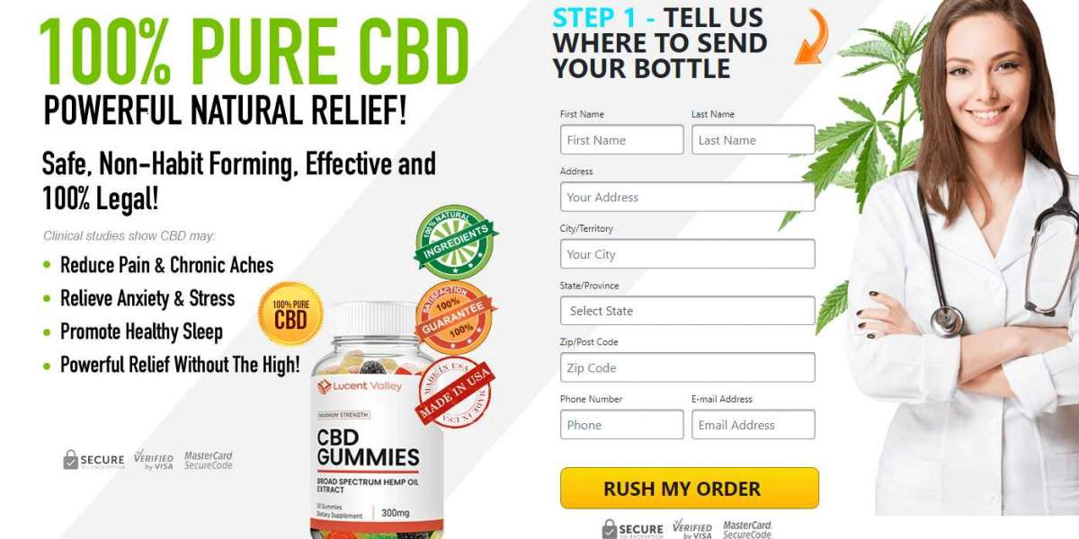 What makes Lucent Valley CBD Gummies User-Accommodating?