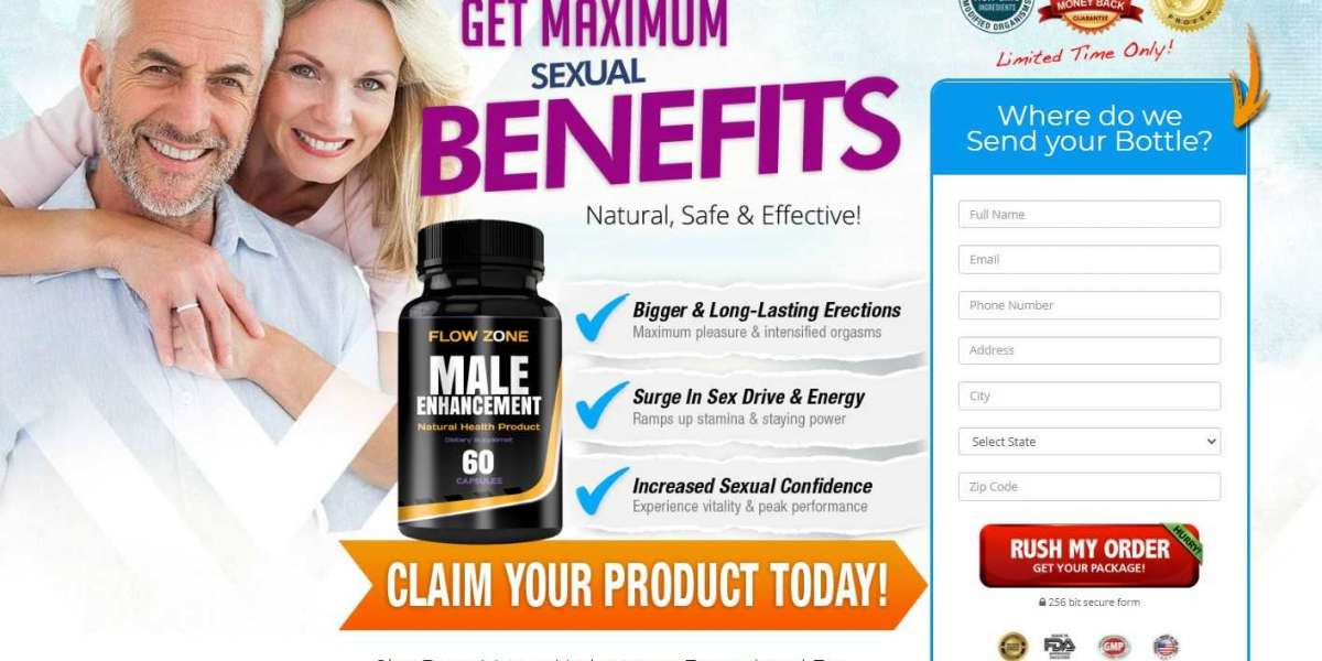 Flow Zone Male Enhancement Reviews (ACTIVE 2021) - Does Its Really Works?