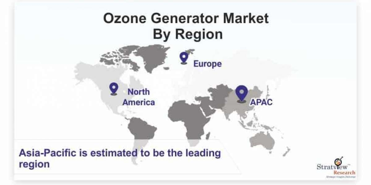 Ozone Generator Market 2021: Detailed analysis and growth trends post COVID-19 outbreak