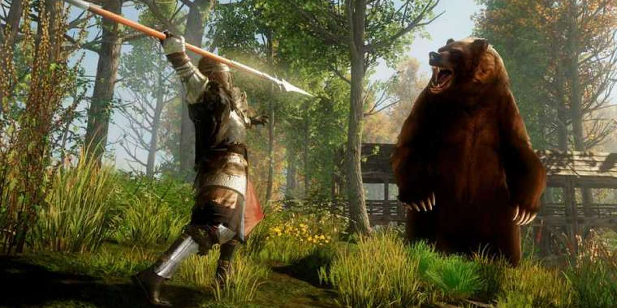 New World may be the most similar MMO to the Dark Souls