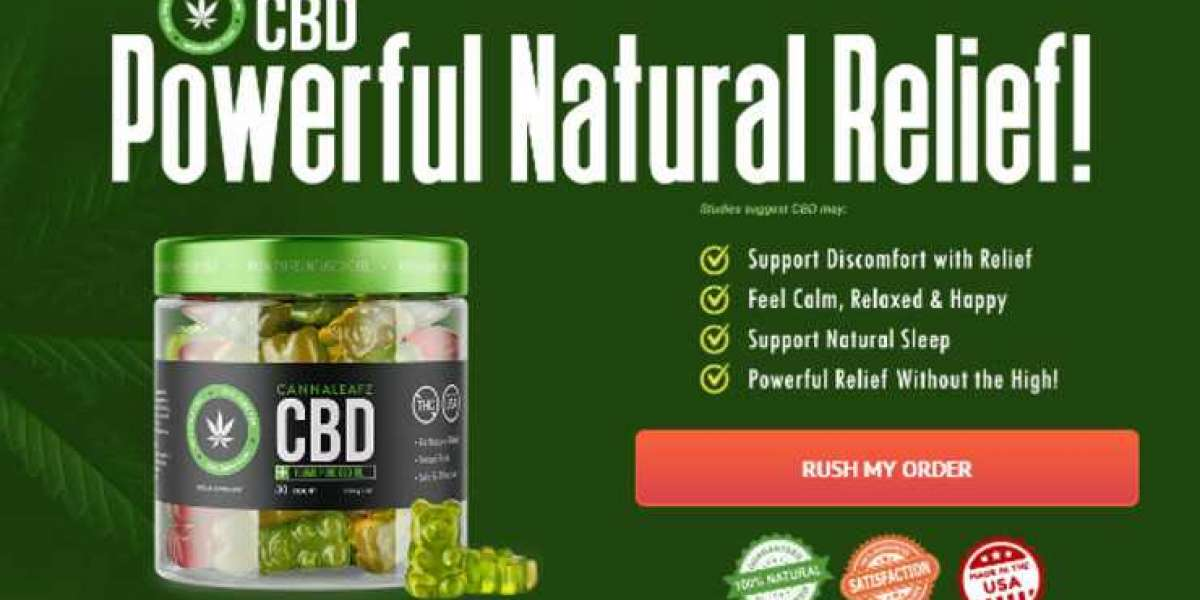 Why Use CannaLeafz CBD Gummies? Who Needs To Try It?[USA & Canada] Reviews