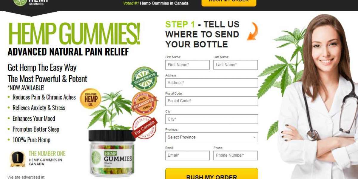 WHAT'S THE DIFFERENCE BETWEEN Hemp CBD Gummies Canada AND THC ?